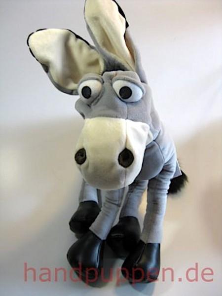 Living Puppets Handpuppe Fridulin der Esel