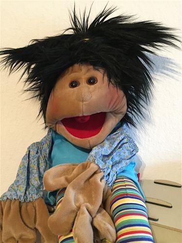 Living Puppets Handpuppe Amy 45cm