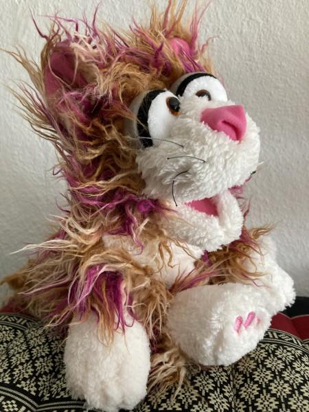Living Puppets Frau Schmittchen das Kätzchen Handpuppe W853