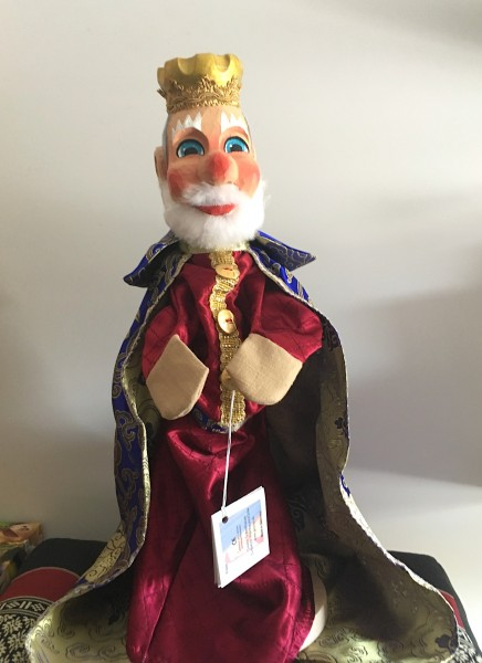 König von GiScha 55cm