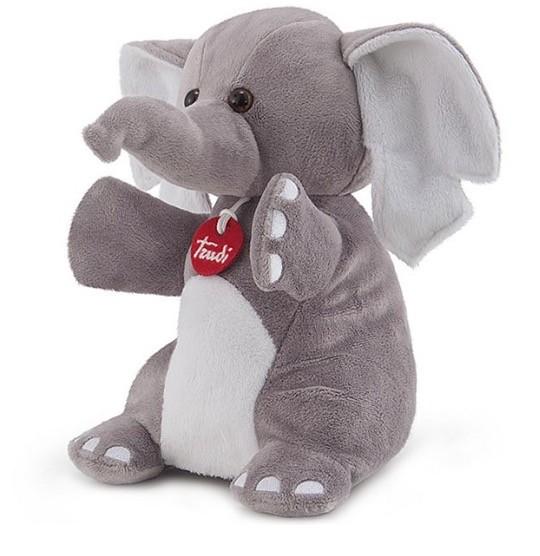 Handpuppe Elefant von Trudi