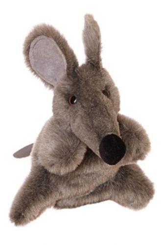 Living Puppets Handpuppe Vasco die Maus