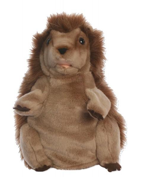 Handpuppe Igel von Puppet Company