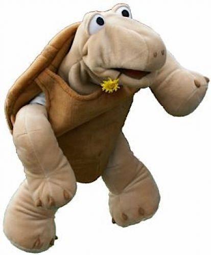 Living Puppets Handpuppe Sammy die Schildkröte