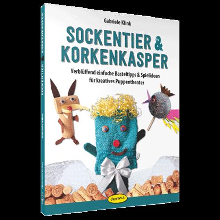 Buch: Sockentier & Korkenkasper