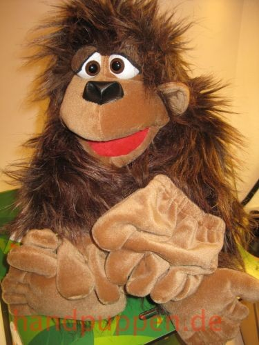 Living Puppets Handpuppe Kuddel das Affenbaby