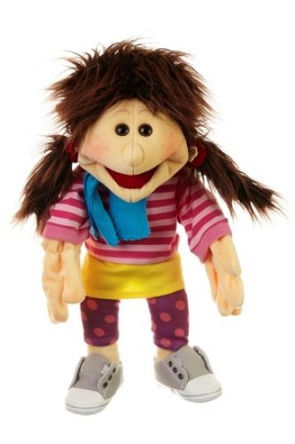 Living Puppets Handpuppe Finja 45cm