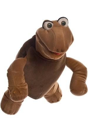 Living Puppets Handpuppe Schildkröte kleiner Sammy