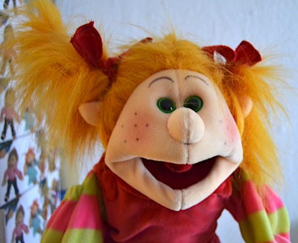 Living Puppets Handpuppe Lilabell 65cm