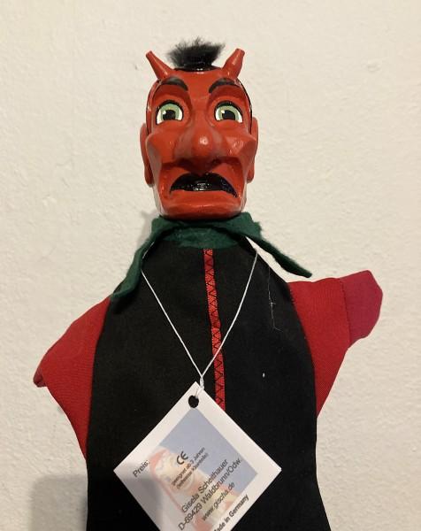 GiScha Kasperlefigur Teufel