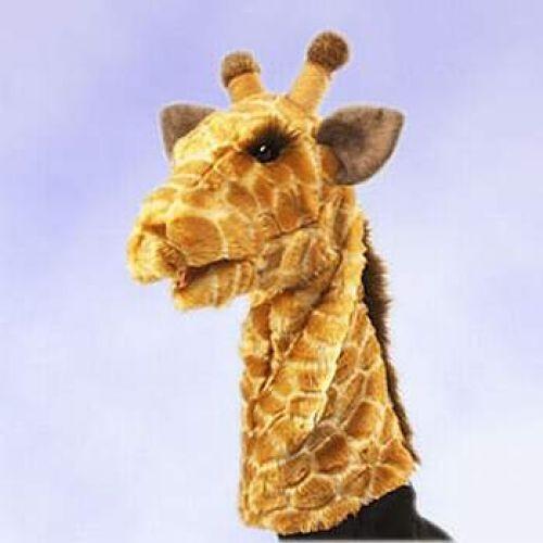 Folkmanis Armhandpuppe Giraffe