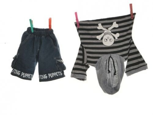 Living Puppets Kleidungsset für die 65cm Puppen W581