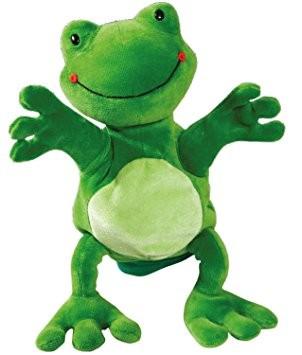 beleduc Handpuppe Frosch