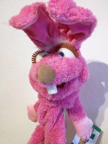 Living Puppets Handpuppe Mampfine